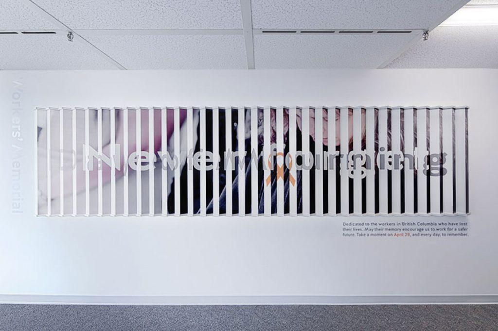 WorkSafebc-Lenticular-Wall-Installation