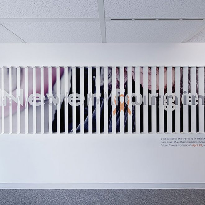 WorkSafebc-Lenticular-Wall-Installation