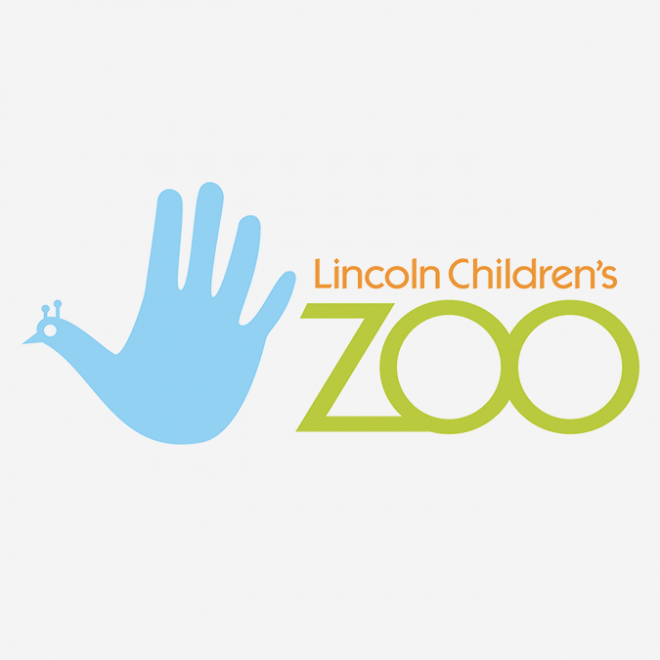 Lincoln's Children Zoo logo design